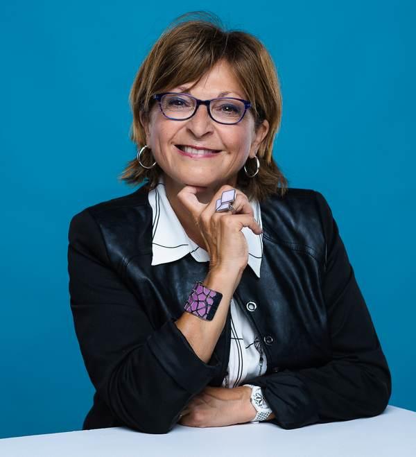 Catherine Guibal, conseillère en image et fondatrice d'Expression de soi