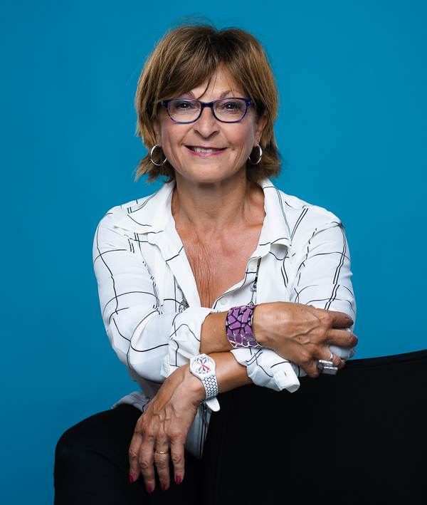 Catherine Guibal, coach en image et fondatrice d'Expression de soi