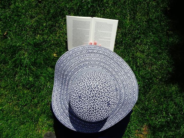 Lecture au soleil