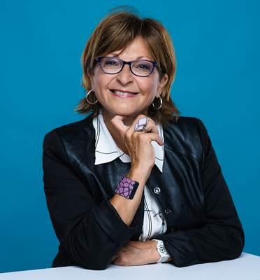 Catherine Guibal, fondatrice du cabinet de conseil en image Expression de soi